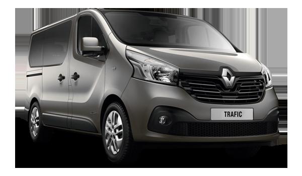 Renault Trafic 9 osobowy. Wypożyczalnia samochodów Szymik