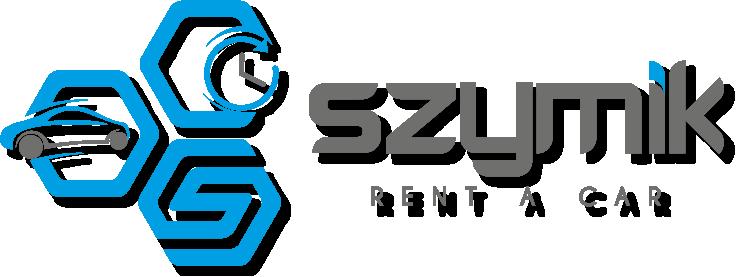 Logo wypożyczalni samochodów Szymik